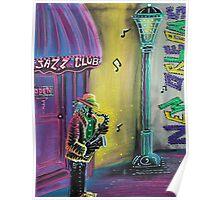 New Orleans Jazz Fest Poster