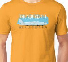 Captain Eyston's Thunderbolt Land Speed Record Car Unisex T-Shirt