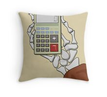 Death Adder Throw Pillow