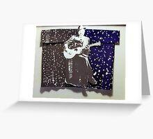 Robert Johnson King of the Delta Blues Greeting Card