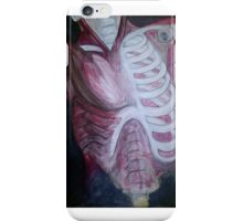 Torso Anatomy iPhone Case/Skin