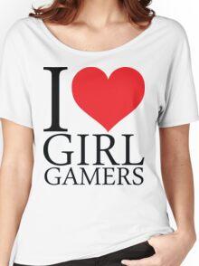 I Heart Gamer Girls Women's Relaxed Fit T-Shirt