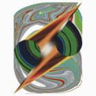 Abstract With Spiral by HyperGuy46