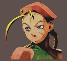 Cammy  streetfighter chick by mexibonilla10