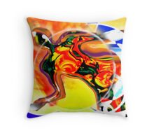 Rectified Reality Throw Pillow