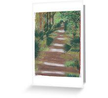 The Path We Take Greeting Card