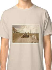 Down a Country Lane Classic T-Shirt