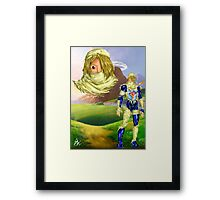 Sheik Framed Print