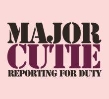 Major Cutie Kids Tee