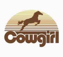 Cowgirl Kids Tee