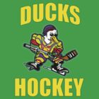 Ducks Hockey by trevorbrayall