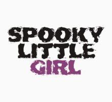 Spooky little girl One Piece - Long Sleeve