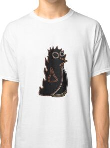 Fire Penguin Classic T-Shirt
