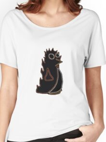 Fire Penguin Women's Relaxed Fit T-Shirt
