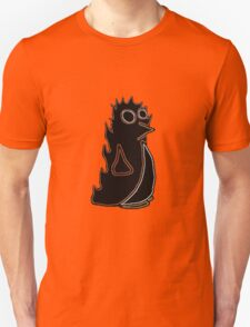 Fire Penguin Unisex T-Shirt
