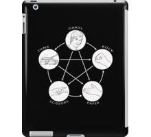 Daryl Tank Scissors iPad Case/Skin