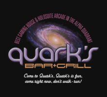 Quark's Bar+Grill by quarksbar