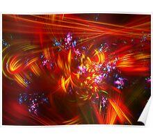 fractal art/ sunshine130491 Poster
