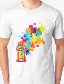Gumballs & Gumballs & Gumballs Unisex T-Shirt
