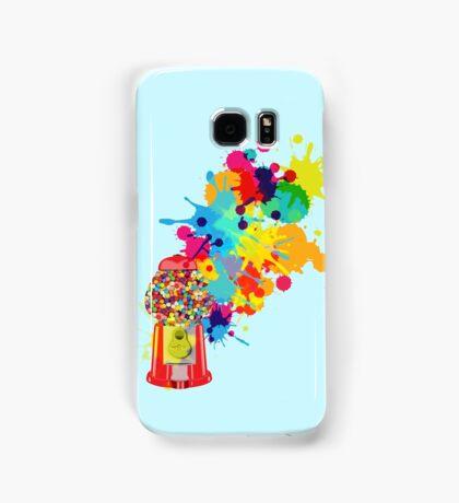 Gumballs & Gumballs & Gumballs Samsung Galaxy Case/Skin