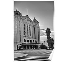 Palais Theatre, St Kilda, Melbourne, Australia Poster