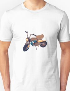 #1 Honda Z50 Unisex T-Shirt
