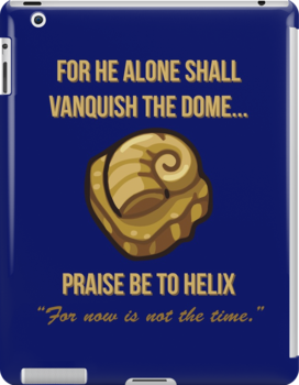 Praise Be To Helix by tdjorgensen