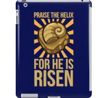 He is Risen iPad Case/Skin