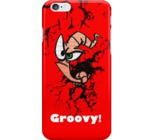 Groovy! iPhone Case/Skin