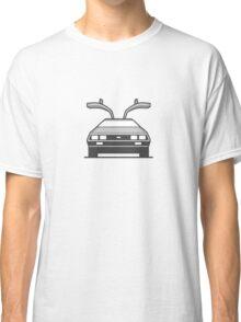 #4 Delorean Classic T-Shirt
