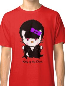 Kitty Of The Dark Classic T-Shirt
