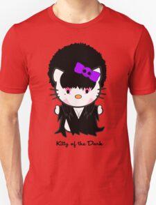 Kitty Of The Dark Unisex T-Shirt