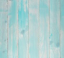 Blue wood background by homydesign