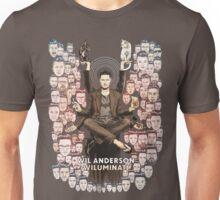 Wil Anderson: Wiluminati 'Faces' Unisex T-Shirt