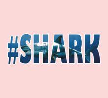 # SHARK One Piece - Long Sleeve