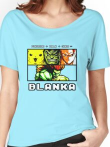 Blanka Fusion Women's Relaxed Fit T-Shirt