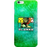Blanka Fusion iPhone Case/Skin