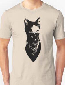 Cat Bandana Unisex T-Shirt
