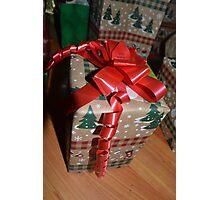 Christmas gifts Photographic Print
