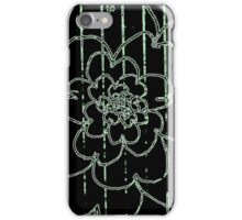Matrix Flower iPhone Case/Skin