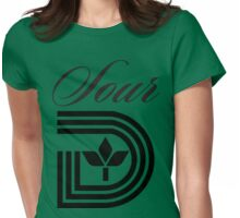 Sour D Womens Fitted T-Shirt