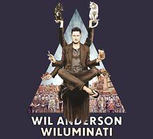 Wil Anderson: Wiluminati 'Triangle' T-Shirt