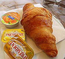 A Croissant For Ellanita by Fara