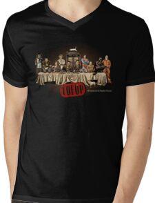 TOFOP- Last Supper Tee Mens V-Neck T-Shirt
