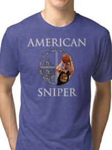 Steph Curry - American Sniper Tri-blend T-Shirt