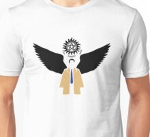 Non Timebo Mala with Castiel Unisex T-Shirt