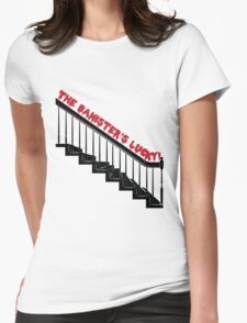 The Banister's Lucky Womens Fitted T-Shirt