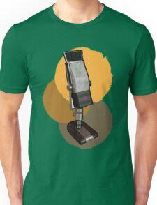 Ribbon Microphone Unisex T-Shirt