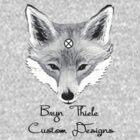 Fox Logo by BlackBeard Apparel / Custom Designs