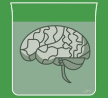 Brain in a jar (green) by bridge8